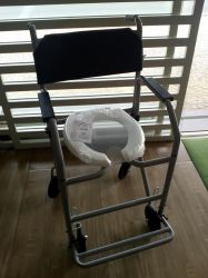 Cadeira Banho mod. LX 44 Jaguaribe