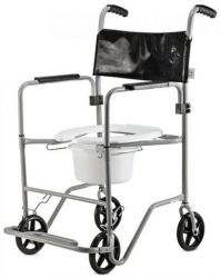 Cadeira Banho Sanitário Jaguaribe