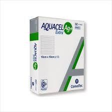 CURATIVO AQUACEL AG+ PRATA 10X10 BR10377