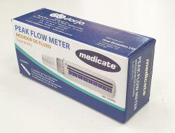 Medidor de fluxo expiratório Medicate